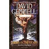 """Sword in the Storm: Book One of The Rigantevon """"David Gemmell"""""""