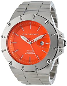 Android Men's AD535BRG Divemaster Enforcer T100 Automatic Watch