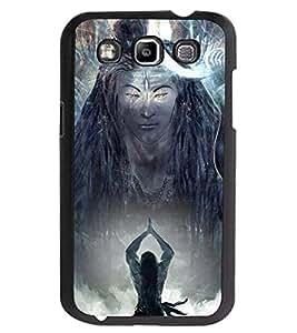 ColourCraft Lord Shiva Design Back Case Cover for SAMSUNG GALAXY GRAND QUATTRO I8552 / WIN I8550