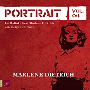 Portrait: Marlene Dietrich (Vol. 4) Hörbuch