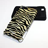 MOTOROLA DROID X2 SAFARI ZEBRA SKIN HYBRID CASE [Wireless Phone Accessory]