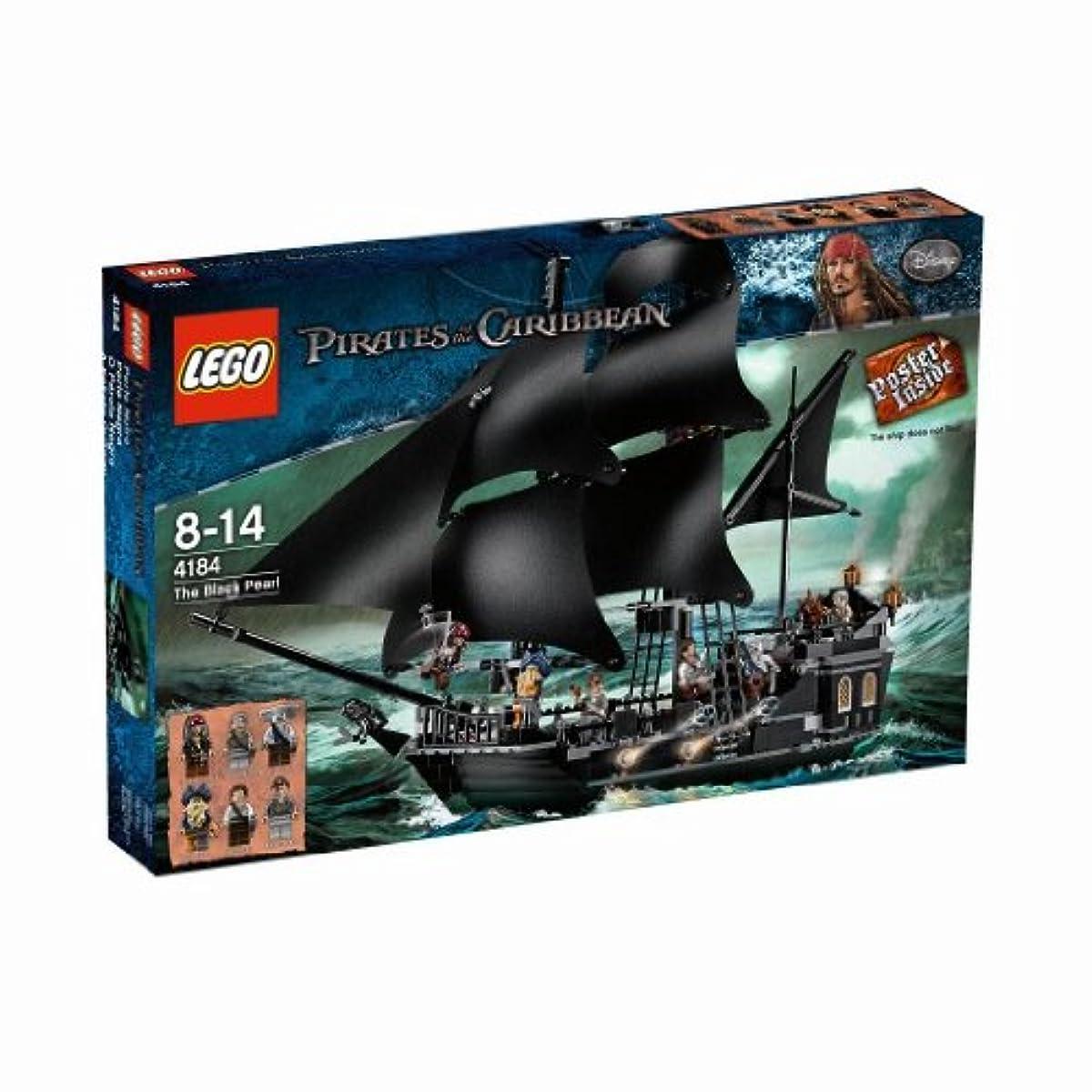 [해외] 레고 (LEGO) 캐리비안의 해적 블랙 펄호 4184-294857 (2011-11-11)