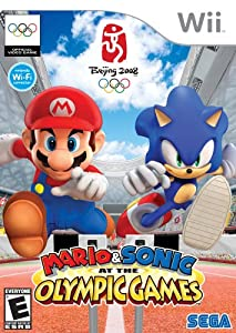 Mario & Sonic at the Olympic Games from Sega Of America, Inc.