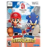 Mario & Sonic At The Olympic Games - Wiiby Sega of America, Inc.