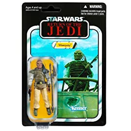 Weequay Hunter VC107 Star Wars Vintage Collection Action Figure