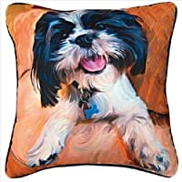 Manual Shihtzu Baby Pillow