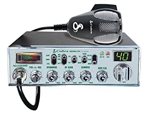 Cobra 29NW Classic CB Radio with Nightwatch Illuminated Front Panel by Cobra