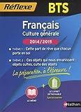 echange, troc Isabelle Ansel, Yves Ansel - Français BTS - deux thèmes d'étude 2014 - 2015