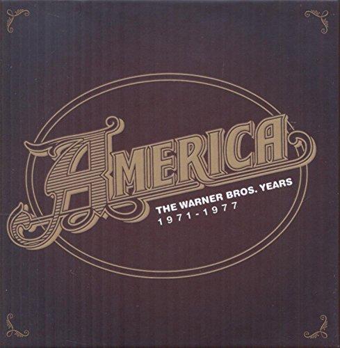 America - The Warner Bros. Years 1971-1977 (Cab) (8cd) - Zortam Music