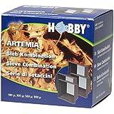 Hobby 21630 Artemia Siebkombination, 4 Siebe, (180, 300, 560, 900 my)