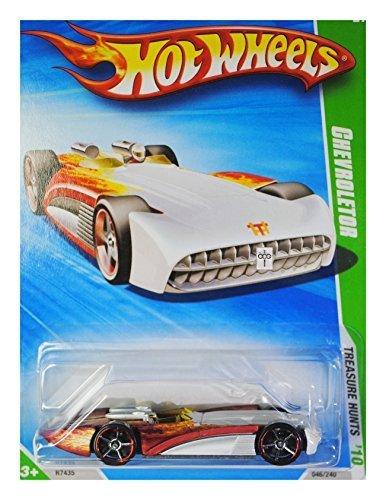 Hot Wheels Treasure Hunt 2010 Chevroletor - 1