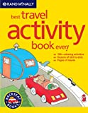 img - for Rand McNally Best Travel Activity Book Ever! book / textbook / text book