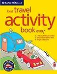 Rand McNally Best Travel Activity Boo...