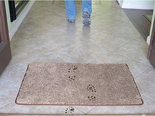 Trek N Clean Super Absorbent Floor Mat 20in X 30in Tan