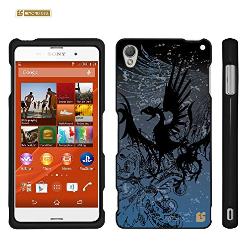 size 40 3589a 2de0c FXclusive® For Sony Xperia Z3 ( T-Mobile ) Art Design Image Hard Slim Fit  Cellphone Case Cover Light Weight 2 Pieces Easy Snap on Durable Cell Phone  ...