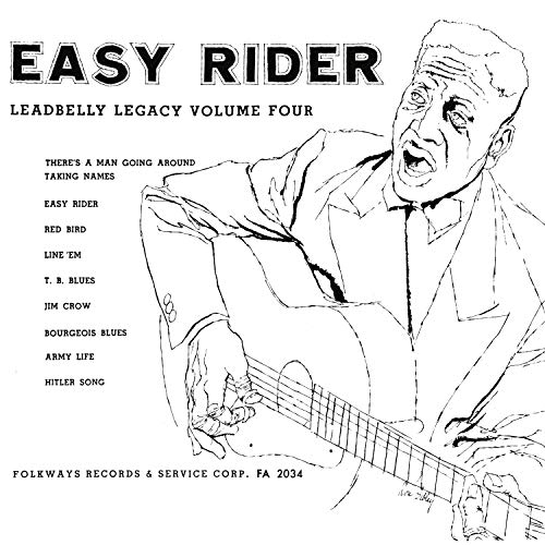 Vinilo : Lead Belly - Easy Rider (LP Vinyl)
