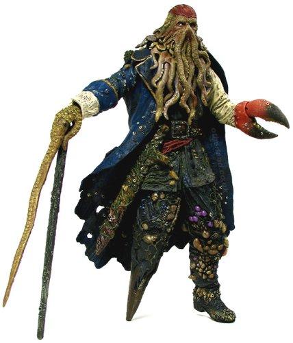 Buy Low Price NECA Pirates of the Caribbean 2 Davy Jones 12-Inch Talking Figure (B000GPYMWQ)