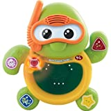 Worthy VTech Friends Turtle Bath Toy with accompanying Set of 10 KiddiSafe Door Stoppers
