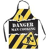 Danger Apron for Men