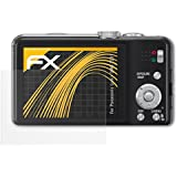 3 x atFoliX Schutzfolie Panasonic Lumix DMC-TZ31 Displayschutzfolie - FX-Antireflex blendfrei