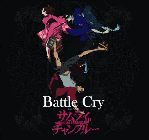 Battle Cry: The Art of Samurai Champloo