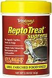 Tetra 29240 ReptoTreat Suprema Sticks, 2.18-Ounce, 185-ml