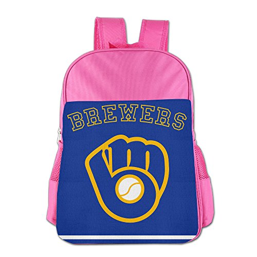 custom-milwaukee-logo-brewers-kids-shoulders-bag-for-4-15-years-old-pink