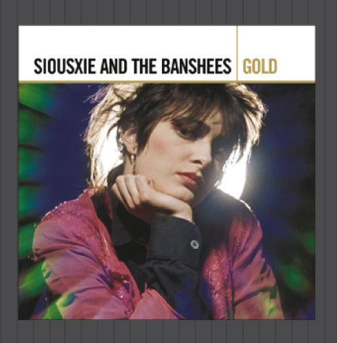 Siousxie and The Banshees Gold: Remixes cover
