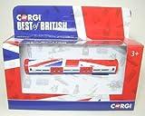 Corgi Best of British Diecast Tube Train Model