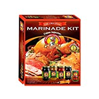 Cajun Injector Original Marinade Kit - Manufacturer: Cajun Injector