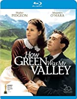 How Green Was My Valley Blu-ray by Fox Home Entertainment