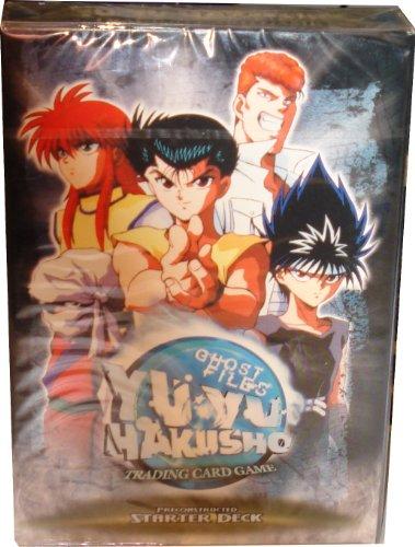 Yu Yu Hakusho: Ghost Files Trading Card Game Starter Pack