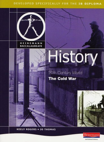 HISTORY:COLD WAR, by Keely Rogers