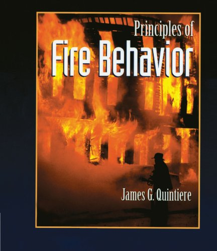 Principles of Fire Behavior - Delmar Publishers - DE-0827377320 - ISBN: 0827377320 - ISBN-13: 9780827377325