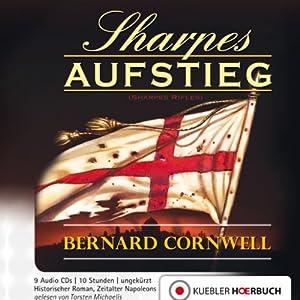 Sharpes Aufstieg (Richard Sharpe 6) Hörbuch
