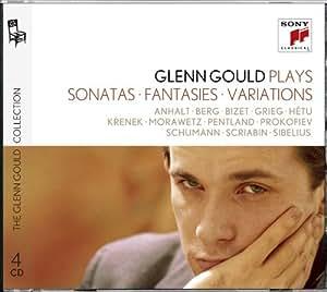 Glenn Gould Plays Sonatas, Fantasies, Variations: Scriabin; Prokofiev; Grieg, Sibelius...