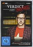 Verdict Revised - Unschuldig verurteilt, Staffel 1 [4 DVDs]