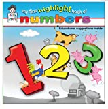 My First Highlight Book of Numbers *AWARD-WINNING TITLE!-