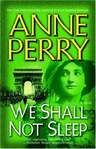 We Shall Not Sleep: A Novel (World War I)