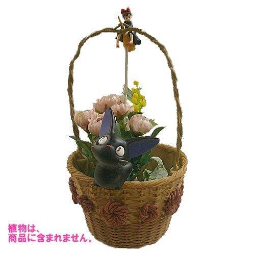 Majo Kiki planter covers [of Kiki and Jiji flower delivery]