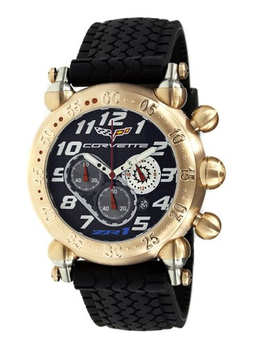 Equipe Ev104 Corvette Zr1 Mens Watch