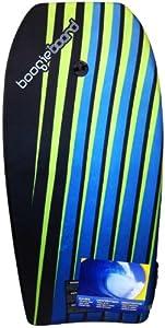 Buy Boogie Board (BlackGreenBlue) 37 Inch Bodyboard by Boogie Board
