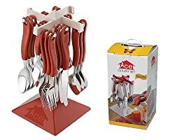 Ace 24 Piece Cutlery Set