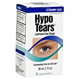 Novartis Lubricant Eye Drops, Hypo Tears, 1 oz.