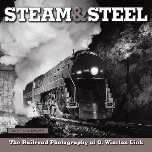 Steam & Steel 2014 Wall (calendar)