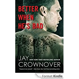 Better When He's Bad: A Welcome to the Point Novel