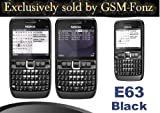 Nokia E63 SIM-Free Mobile Phone - Black