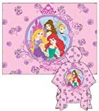 Disney Princess Womens Hooded Rain Poncho - Adult