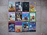 img - for Set of 12 Newbery Medal/Honor Books (Call It Courage ~ The Cay ~ Holes ~ The Whipping Boy ~ A Long Way From Chicago ~ The Westing Game ~ Johnny Tremain ~ My Brother Sam Is Dead ~ Misty of Chincoteague ~ Amos Fortune ~ Chucaro ~ The Egypt Game) book / textbook / text book