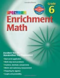 img - for Spectrum Enrichment Math, Grade 6 book / textbook / text book